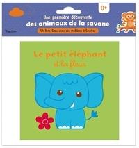 Tourbillon - Le petit éléphant et la fleur.