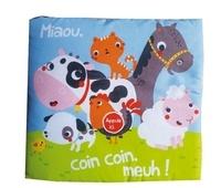 Tourbillon - Miaou, coin coin, meuh ! - Ecoute le cri des animaux.