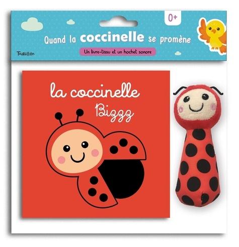 Tourbillon - Quand la coccinelle se promène - La coccinelle Bizzz.