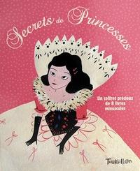 Tourbillon - Secrets de Princesses - Un coffret précieux de 8 livres minuscules.