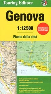 Touring Editore - Genova, Pianta della città - 1/12 500.