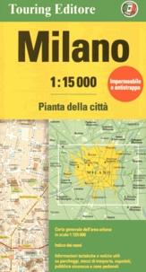 Touring Editore - Milan - 1/15 000.