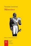 Toussaint Louverture - Mémoires.