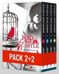 Toutarou Minami - Birdcage Castle Intégrale : Pack en 4 volumes dont 2 tomes offerts.