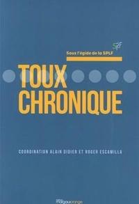 Alain Didier - Toux chronique.