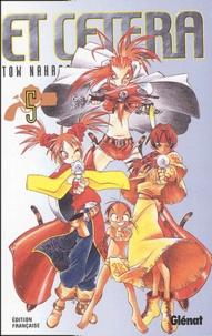 Tow Nakazaki - Et Cetera Tome 5 : .