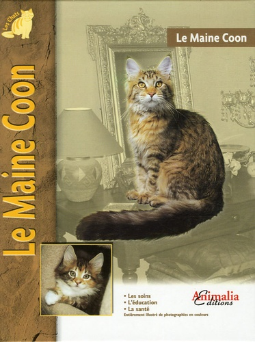 Tracey-K Hayman - Le Maine Coon.