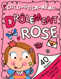 Tracy Hare - Drôlement rose.