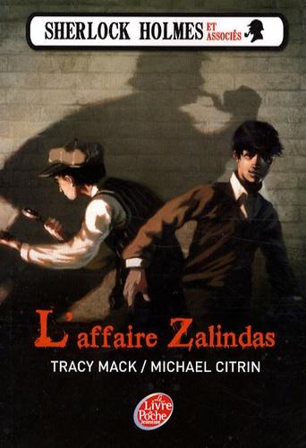 Tracy Mack - Sherlock Holmes et associés Tome 1 : L'affaire Zalindas.