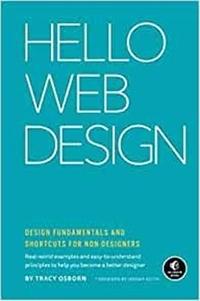 Tracy Osborn - Hello Web Design /anglais.