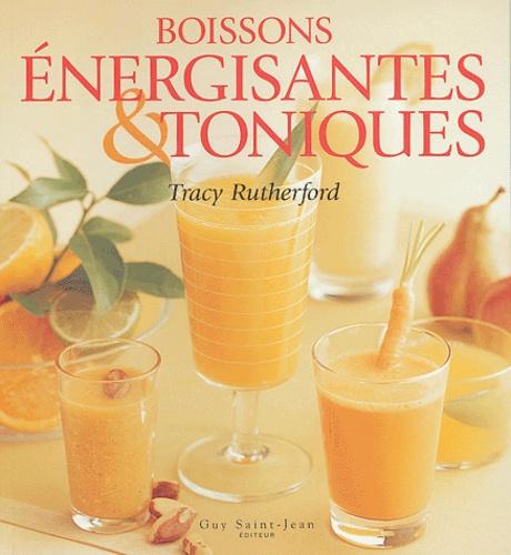 Tracy Rutherford - Boissons énergisantes et toniques.
