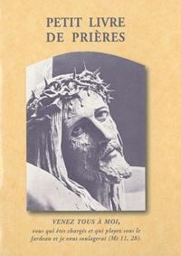 Traditions monastiques - Petit livre de prières.