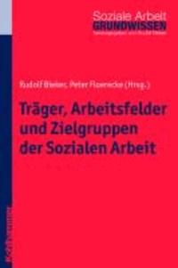 Träger, Arbeitsfelder und Zielgruppen der Sozialen Arbeit.