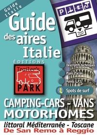 Trailer's Park - Guide des aires camping-cars - vans motorhomes Italie.