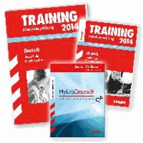 Training Abschlussprüfung Deutsch 10. Klasse 2014 Realschule Niedersachsen - Mit der aktuellen Prüfung + MP3-CD.