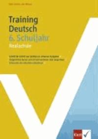Training Deutsch 6. Schuljahr Realschule.