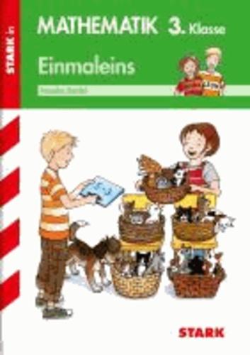 Training Mathematik 3. Klasse Einmaleins Grundschule.