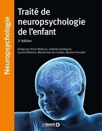 Martial Van der Linden - Traité de neuropsychologie de l'enfant.