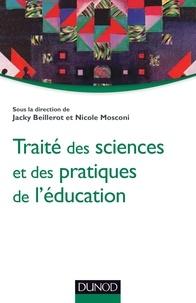 Jacky Beillerot - Traité des sciences et des pratiques de l'éducation.