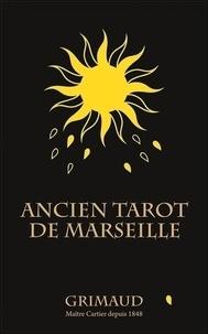 Deedr.fr Coffret de luxe Ancien tarot de Marseille Image