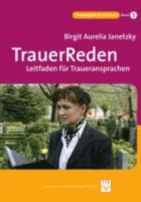 TrauerReden - Leitfaden für Traueransprachen.