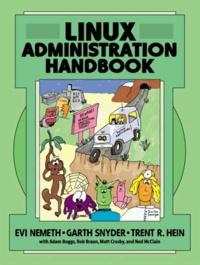Lemememonde.fr Linux Administration Handbook Image