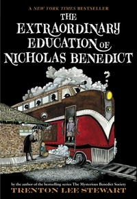 Trenton Lee Stewart et Diana Sudyka - The Extraordinary Education of Nicholas Benedict.
