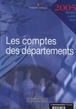 Trésor Public - Les comptes des départements 2005.