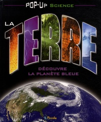 Deedr.fr La Terre - Pop-up Science Image
