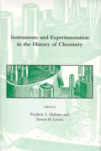 Deedr.fr Instruments and Experimentation in the History of Chemistry Image