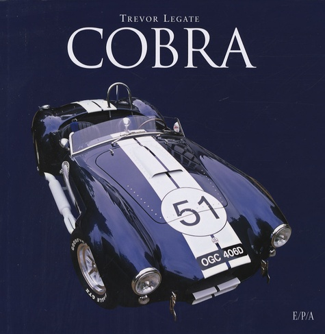Trevor Legate - Cobra.