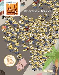 Trey King et  Fractured Pixels - Cherche & trouve Moi, moche et méchants 3 - Avec plus de 200 choses à trouver à l'intérieur !.