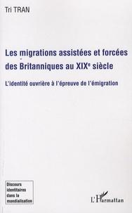 Accentsonline.fr Les migrations assistées et forcées des Britanniques au XIXe siècle - L'identité ouvrière à l'épreuve de l'émigration Image