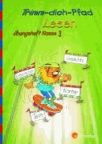Trimm-dich-Pfad Lesen 3. Arbeitsheft - Grundschule.