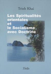 Deedr.fr Les Spiritualités orientales et le Socialisme avec Doctrine Image
