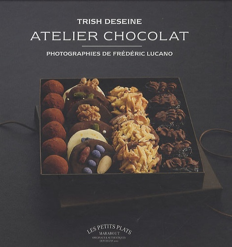 Trish Deseine - Atelier chocolat.