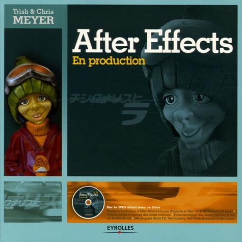 Trish Meyer et Chris Meyer - After Effects - En production. 1 DVD