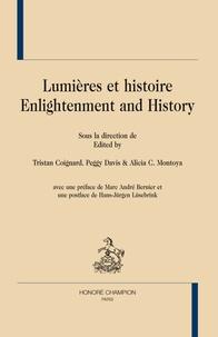 Tristan Coignard et Peggy Davis - Lumières et histoire - Enlightenment and History.