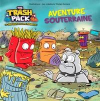 Tristan Demers - Aventure souterraine.