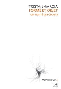 Deedr.fr Forme et objet - Un traité des choses Image