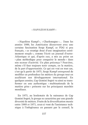 Serge Kampf. Le plus secret des grands patrons français