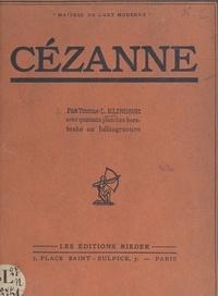 Tristan-L. Klingsor - Cézanne - Avec quarante planches hors-texte en héliogravure.