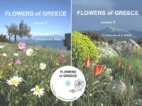 Tristan Lafranchis et George Sfíkas - Flowers of Greece - Volumes 1 et 2. 1 DVD