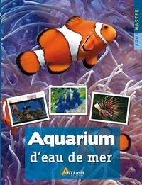 Tristan Lougher et Tim Hayes - Aquarium d'eau de mer.