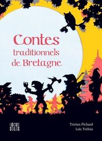 Tristan Pichard - Contes traditionnels de Bretagne.
