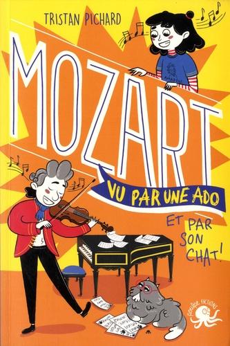 Mozart vu par une ado et par son chat !