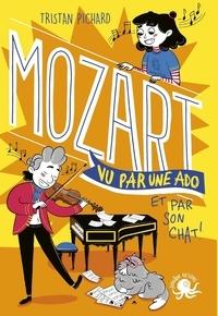 Livres pdf téléchargeables gratuitement en ligne Mozart vu par une ado et par son chat !
