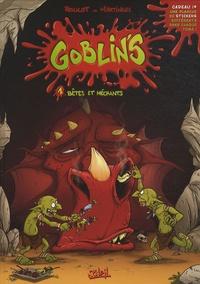 Tristan Roulot et Corentin Martinage - Goblin's Tome 1 : Bêtes et méchants.