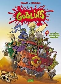 Tristan Roulot et Corentin Martinage - Goblin's Tome 4 : La Quête de la terre promise.
