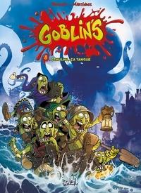 Tristan Roulot et Corentin Martinage - Goblin's Tome 8 : Cthulhu, ça tangue.